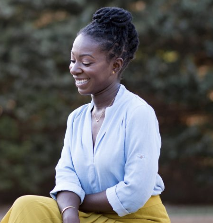 Q&A: Aminata Jalloh '10, First-Time Children's Author