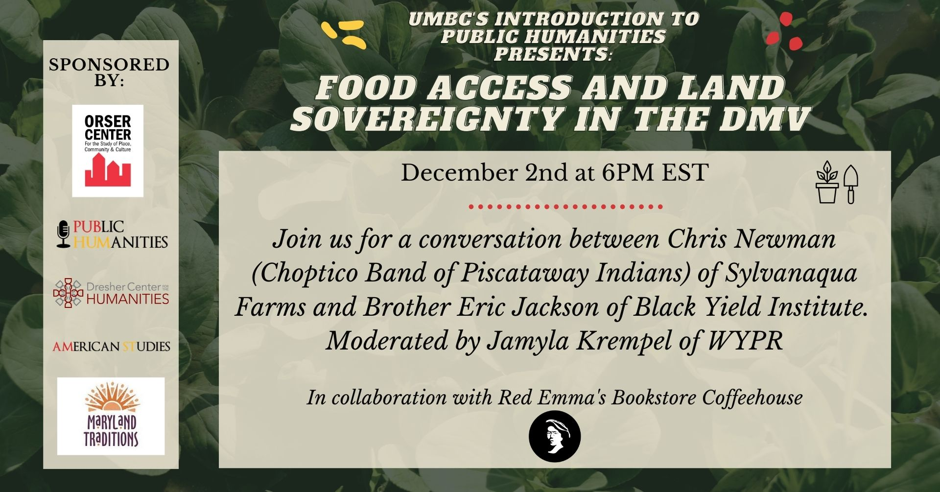 Food Access and Land Sovereignty in the DMV